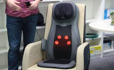 best shiatsu massage chair cushion