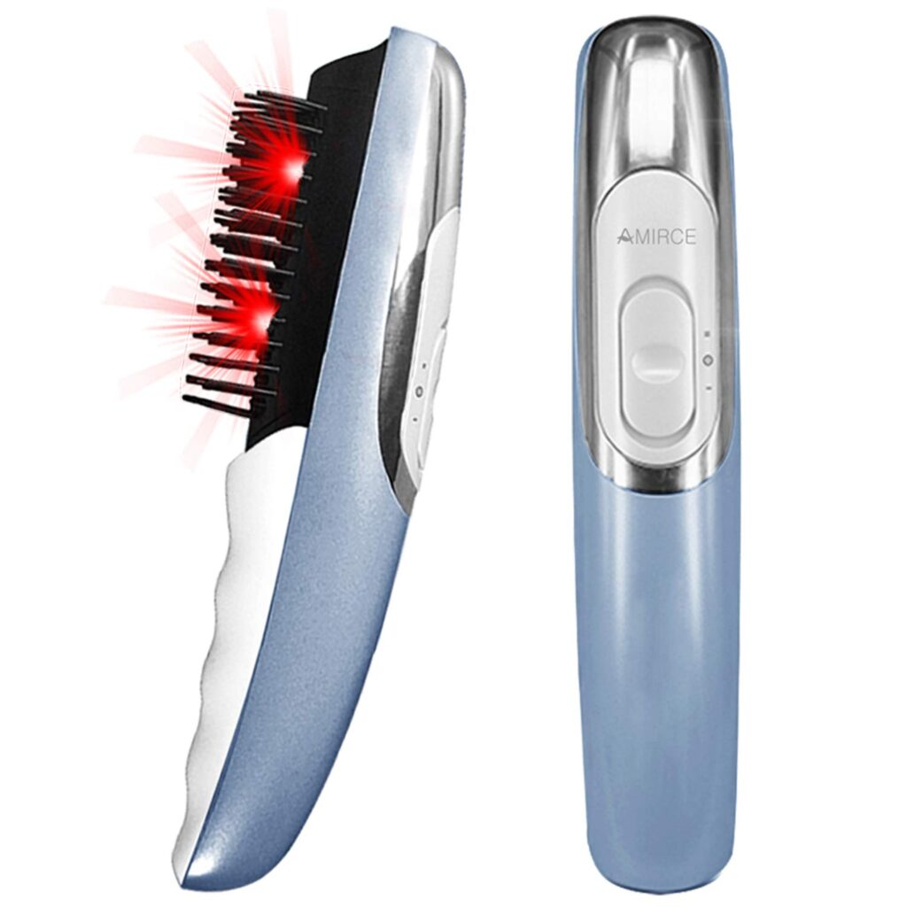 Best Electric Scalp Massage Brush for Hair Loss