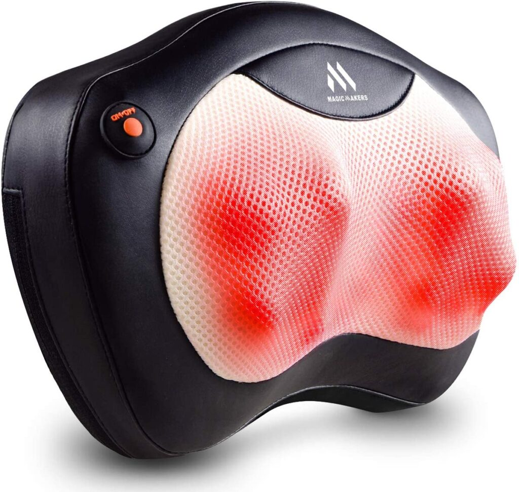 Discover the 4 Best Electric Back Massager with Rollers