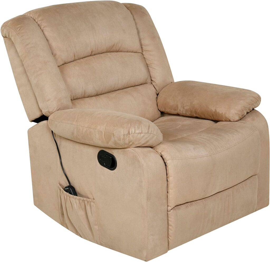 Top Recliner Chairs with Lumbar Support