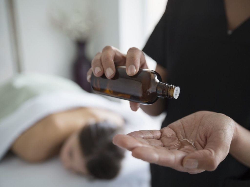 What is the Best Massage Oil for Sore Muscles?