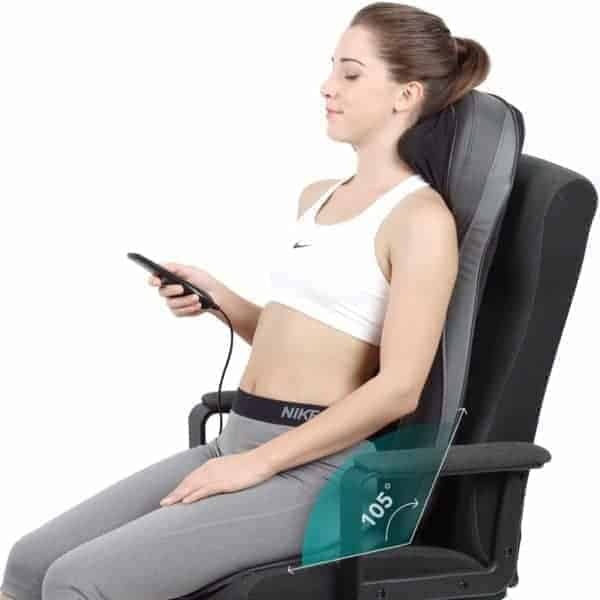 Top 3 Best Back Massager for Chair
