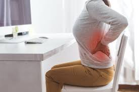 How to Relieve Back Pain from Sitting