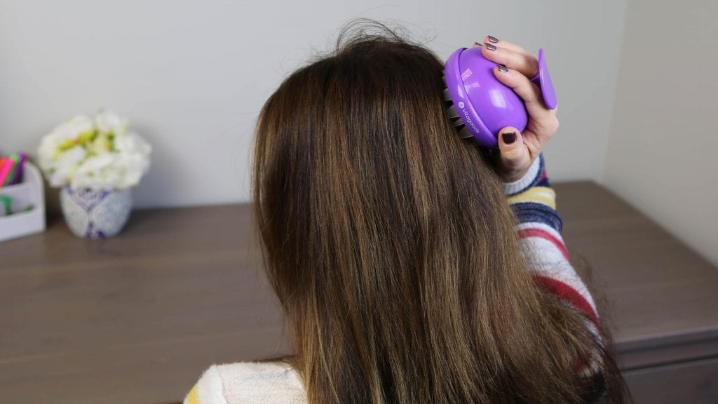 How to Massage Scalp for Hair Loss?