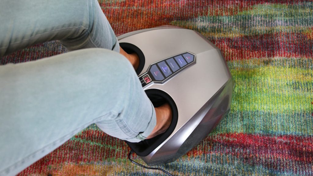 Why Do Foot Massages Feel Good?