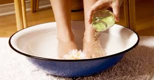 How to do foot spa treatments at home?